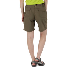 Regatta Chaska Pantaloncini Donna, tree top